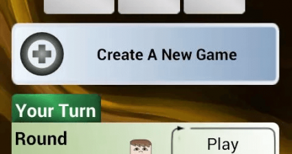 PowerVocab Create New Game