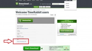 TimeRabbit download page