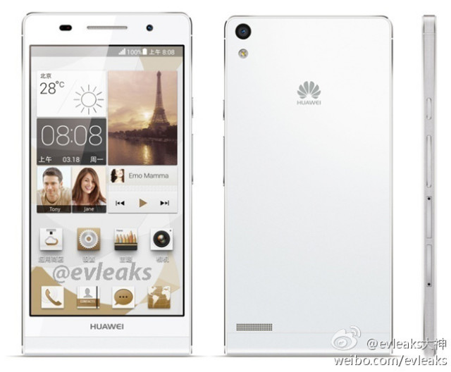huawei p6 software update download