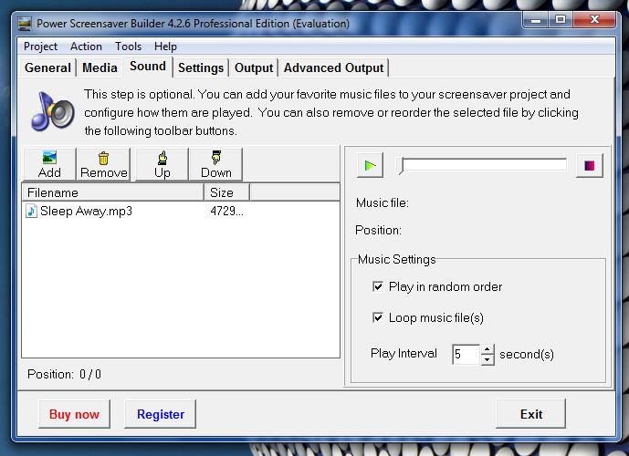 Screen Saver Builder download free for windows 7 64bit last