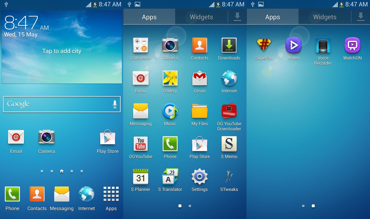 Touchwiz apk xdating