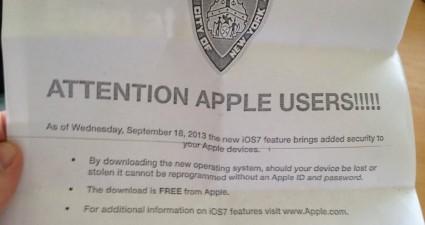 nypd apple