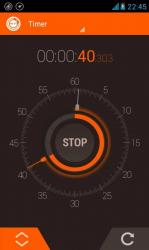 Hybrid Timer App for Android