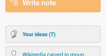 Idea Growr for Android