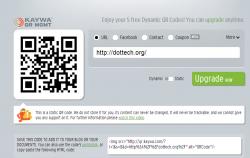 Kaywa Create Free QR Code