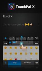 TouchPal X Emojis