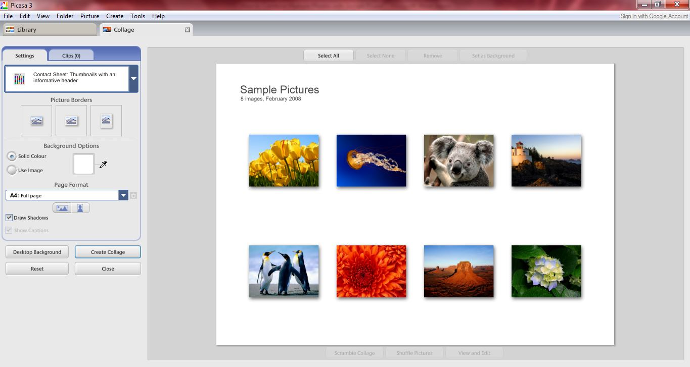 How to create photo collages on Windows and Mac for free