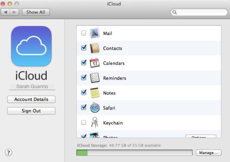 Step 1 - Mac