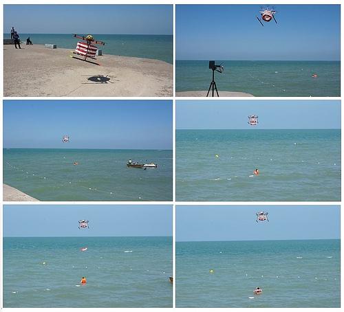 pars rescue drone