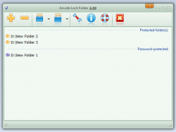 Anvide Lock Folder for Windows