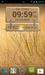 Beautiful Clock Widgets for Android