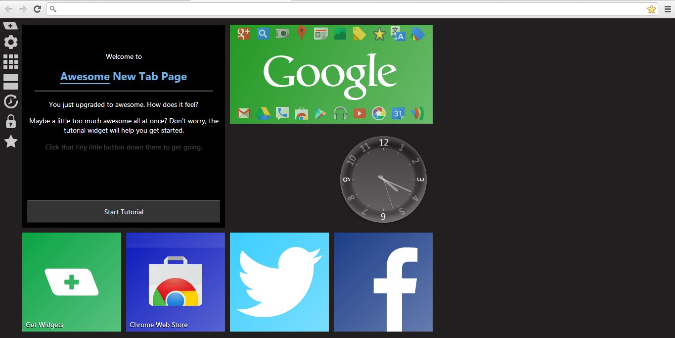 How to add apps, widgets, and links to Google Chrome new tab