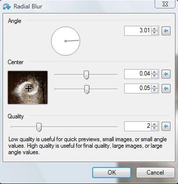 Radial Blur 1
