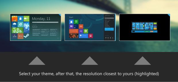 How to install Windows 8 modern (metro) UI on XP, Vista, or 7 [Guide