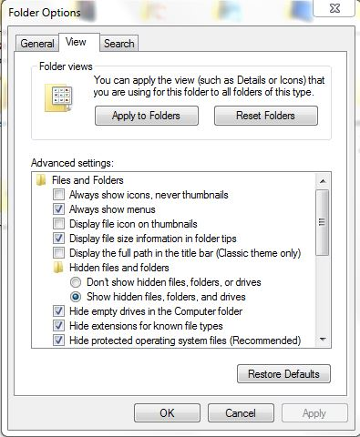 Windows Explorer 2