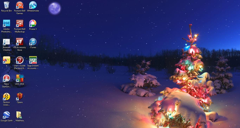 Google themes christmas - Xmas 2