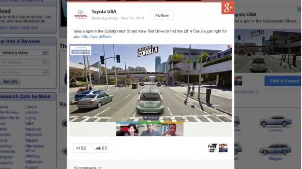google+ads