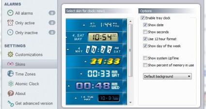 Free Desktop Clock 1