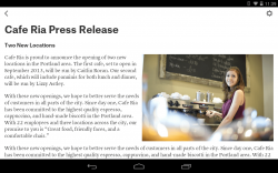 Quip Free Word Processor for Android