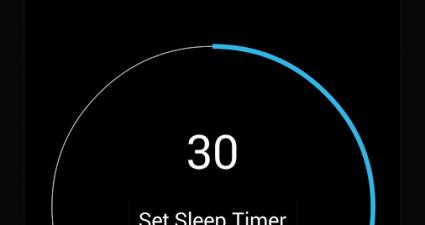 Super Simple Sleep Timer