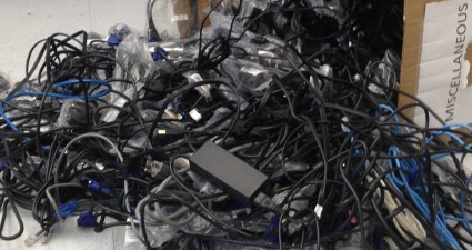 pile of tech