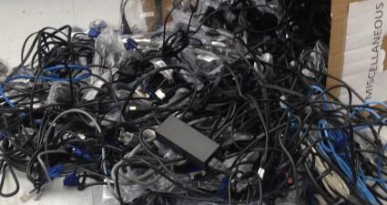 pile of tech