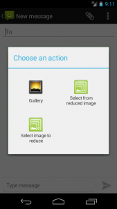 Image Reduce App for Android