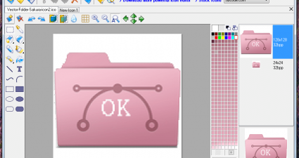 Junior Icon Editor for Windows