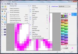 Junior Icon Editor for Windows Tools