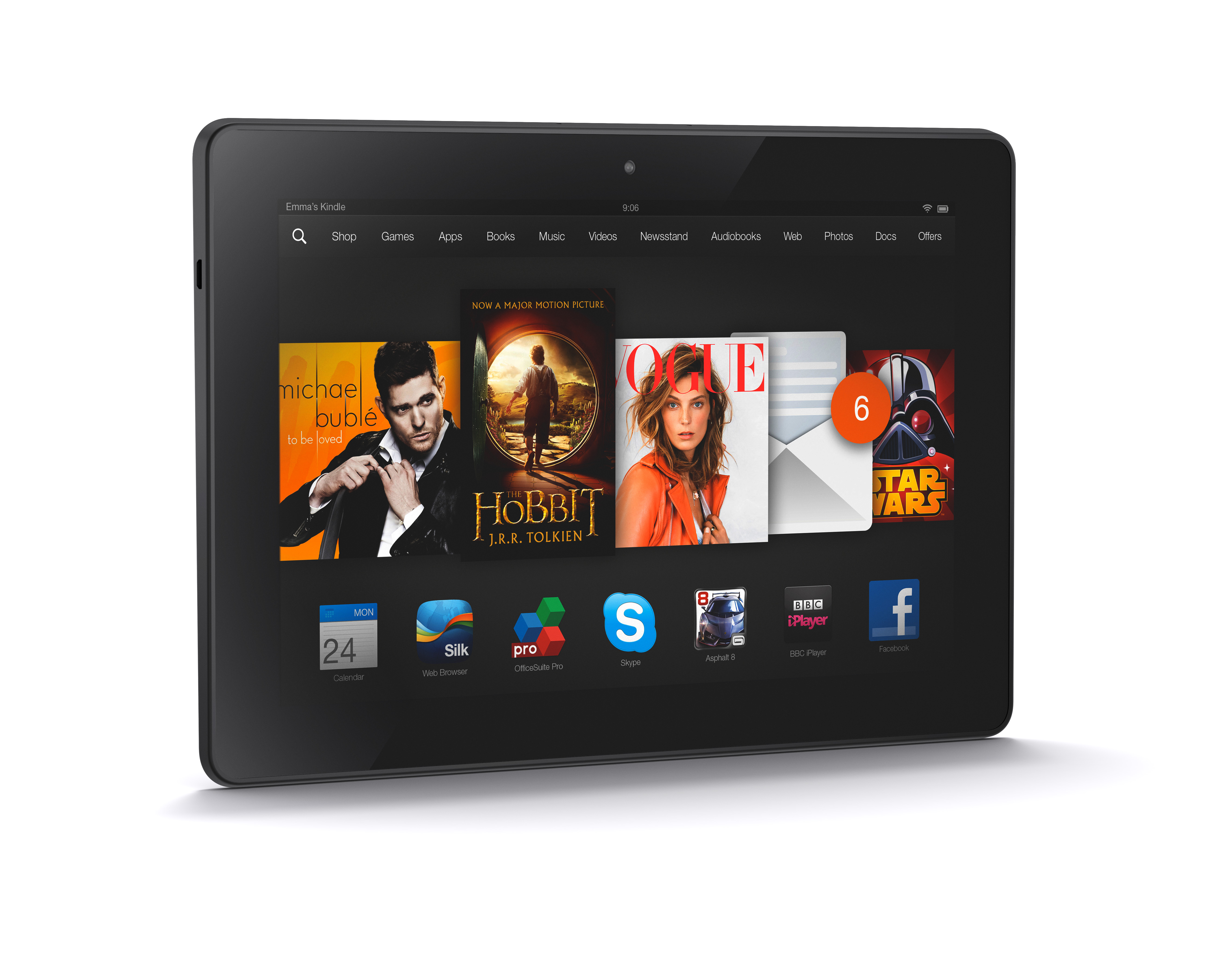 Amazon Fire HDX 8.9 Drivers Download Free