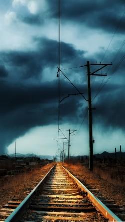 Rails-Under-The-Dark-Clouds-250x443