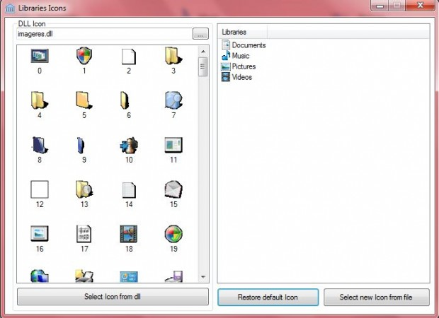 library icons 2
