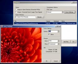 PNGoo Reduce PNG File Size