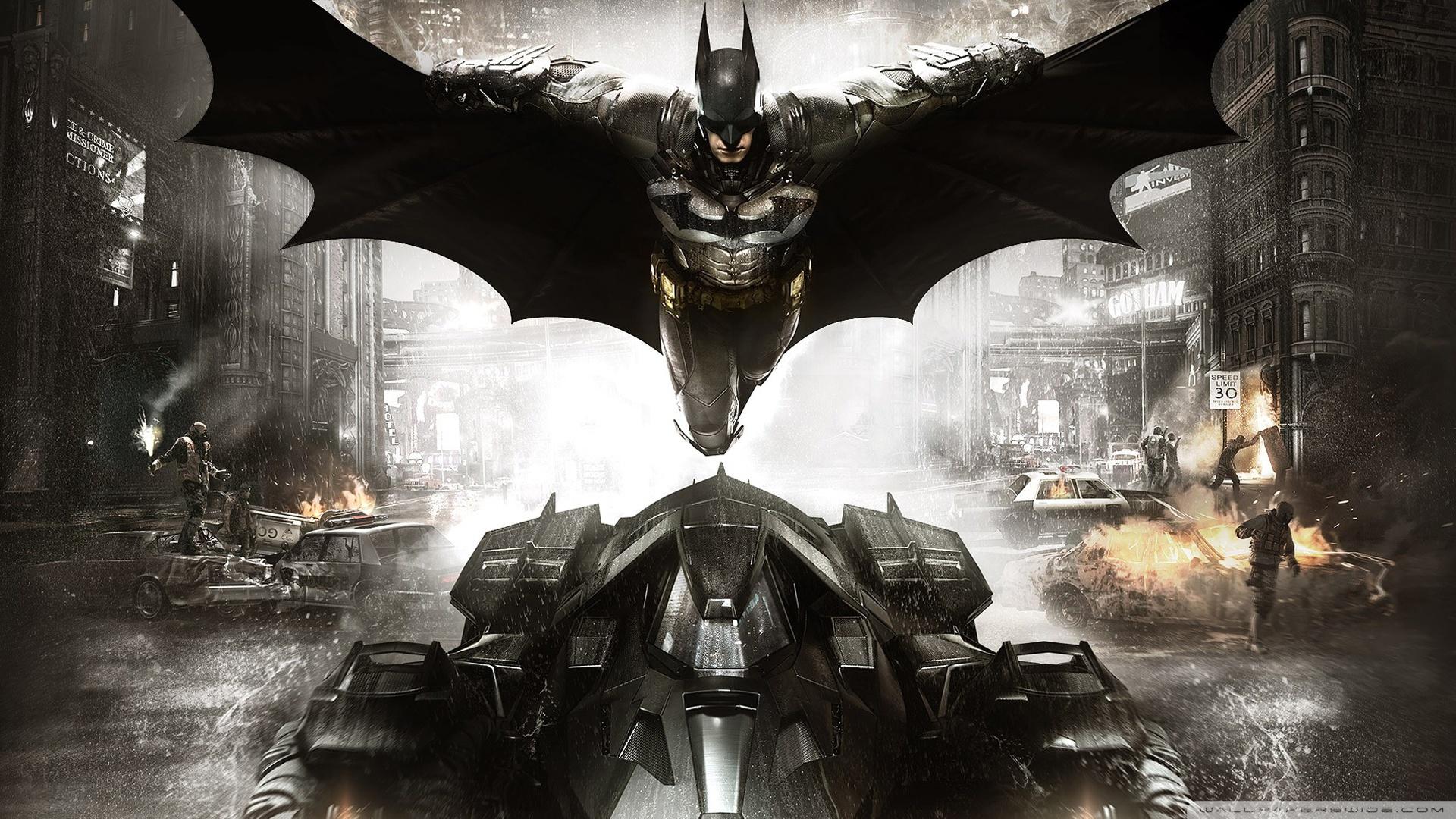 Batman Arkham Knight Wallpaper 1920x1080