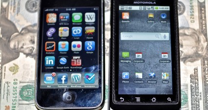 iphone android