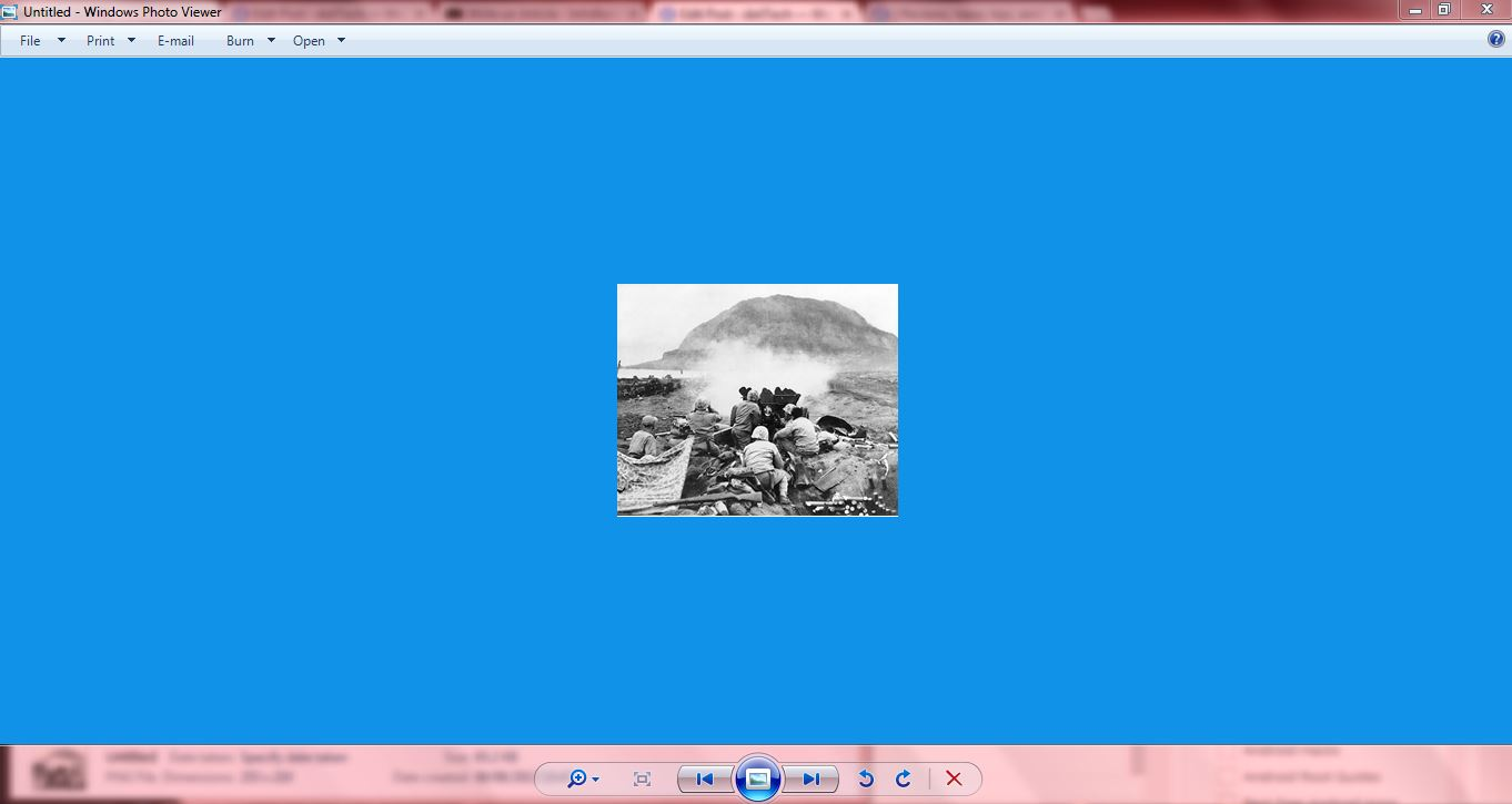How To Change Background Color Of Windows 7 Photo Viewer Guide