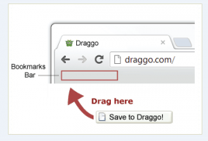 Draggo Browser Button
