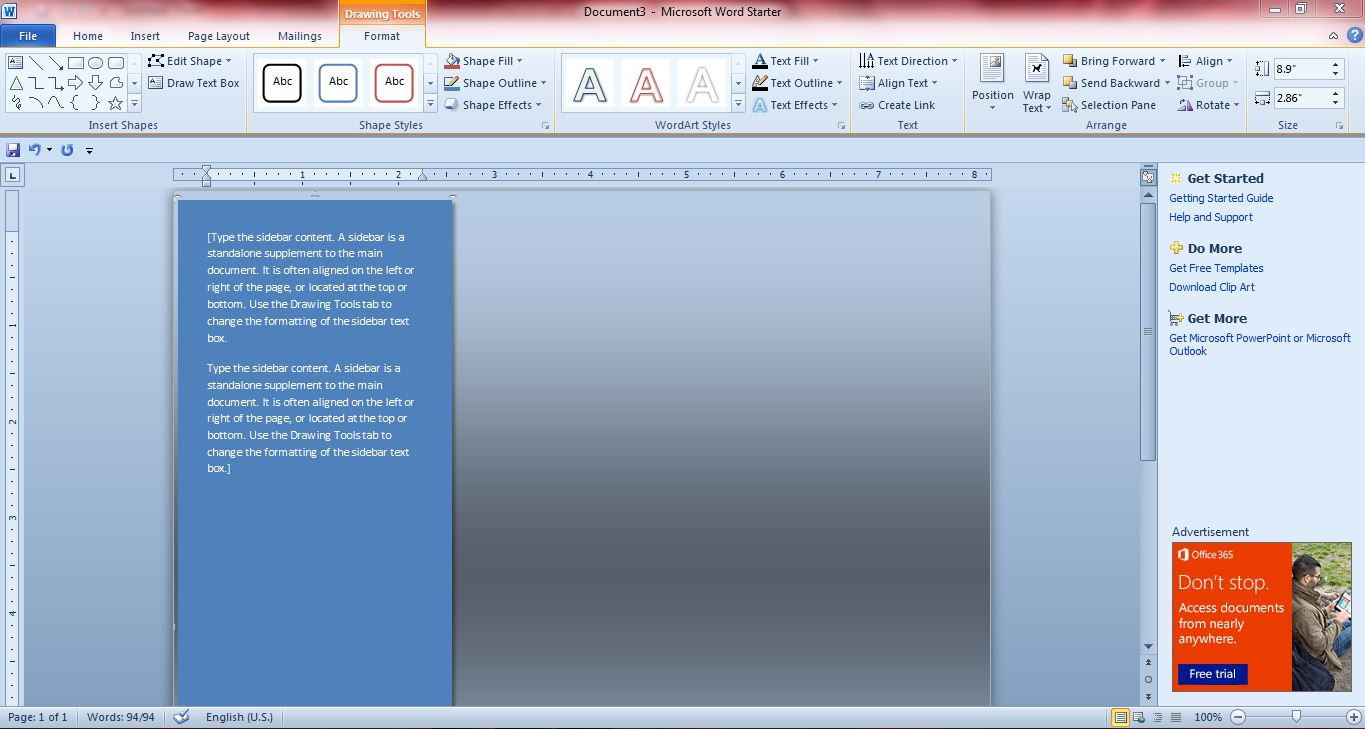 how to add cover pages to word 2010  u0026 2013 documents
