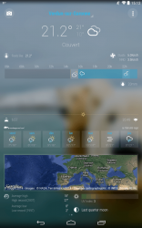 Bright Weather for Android 2