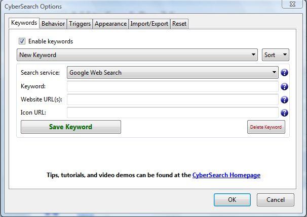 CyberSearch