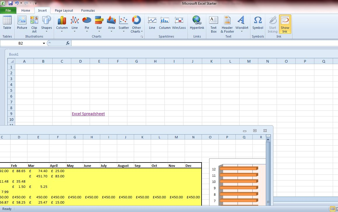 How to add hyperlinks to Excel 2010 and 2013 documents [Tip] | dotTech