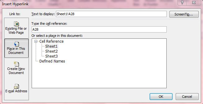 How to add hyperlinks to Excel 2010 and 2013 documents [Tip