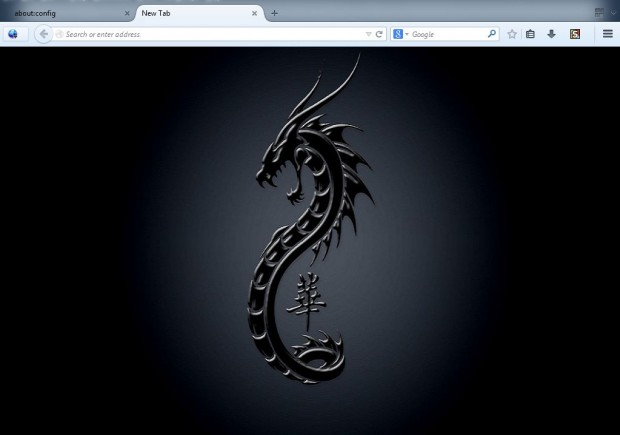 Firefox new tab page5