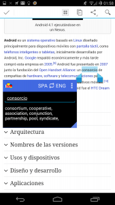 Floating Translator for Android App