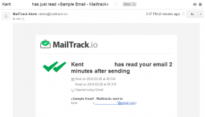 MailTrack for Chrome Add-On