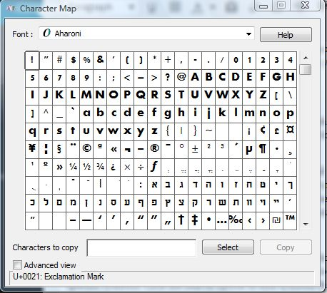 alt codes1