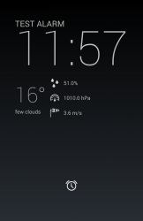 AMdroid Alarm Clock App