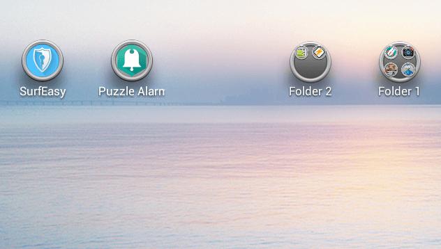 Add Apps to Folders-b