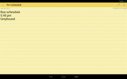 ColorNote Notepad App for Android