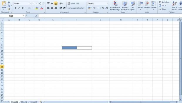 Excel spreadsheet3